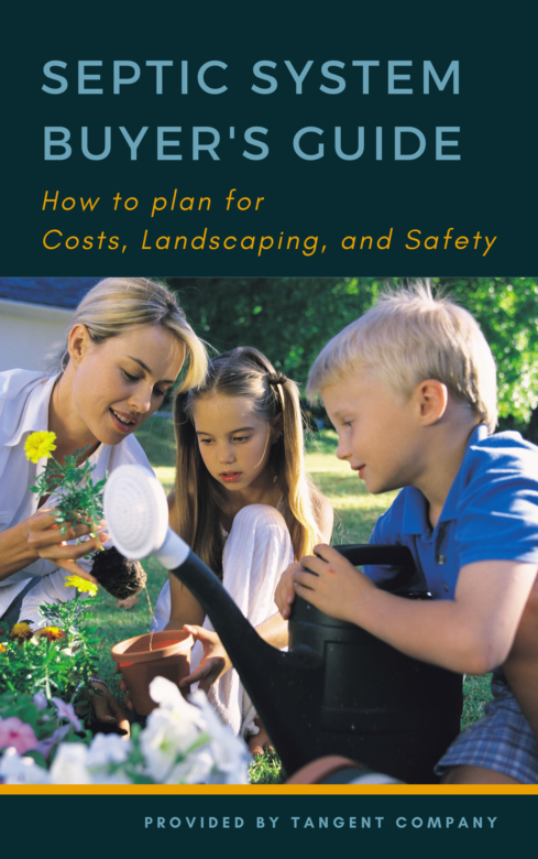 Septic System Buyer's Guide from Tangent Company - LandSaver MBR System